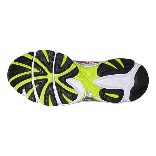 ASICS Gel Ikaia Mesdames Chaussures de Course, BlancRose, 7