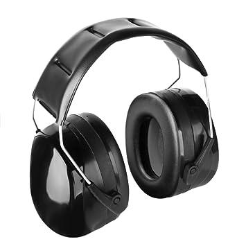 Ear Defender, GVDV ajustable protección auditiva orejeras de protección auditiva seguridad/de oídos para