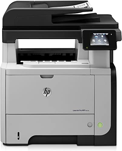 HP Laserjet Pro M521dn All-in-One Monochrome Laser Duplex Printer, Amazon Dash replenishment ready A8P79A