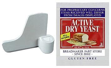 Nueva paleta de amasado para welbilt modelo # abm3600 la masa de pan máquina &