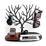 Tinksky Jewelry Holder Stand Display Organizer for