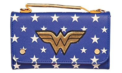 Bioworld Merchandising - Mini Sac À Main Dc Comics Wonder Woman, Carteras de mano Mujer