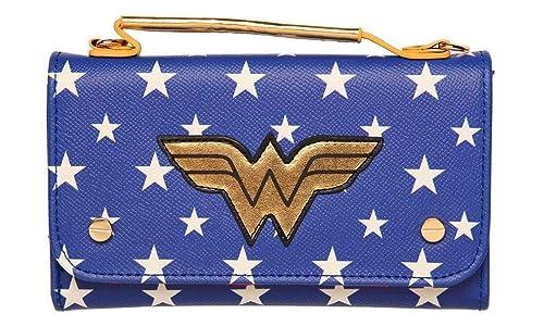 Bioworld Merchandising - Mini Sac À Main Dc Comics Wonder Woman, Carteras de mano Mujer