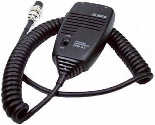 Alinco EMS-61 Mobile Hand Microphone for DR-135 235 435 620 635 DX-70 77 801 Radios