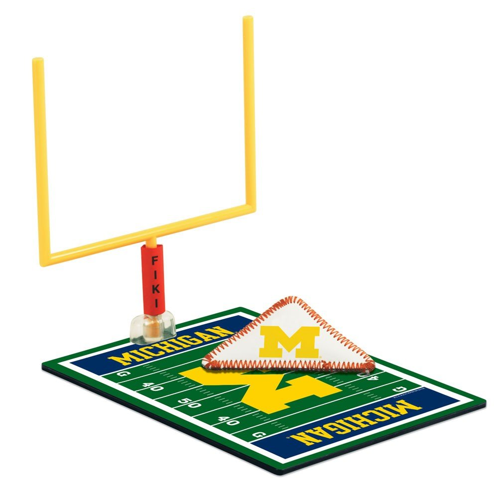 Michigan Wolverines Tabletop Football Game