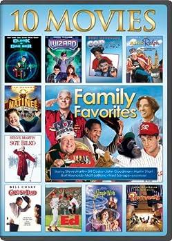Family Favorites DVD Set