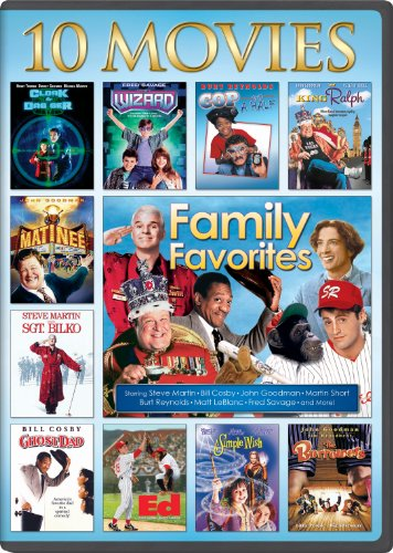 Family Favorites: 10-Movie Collection (Fenton Ruby)