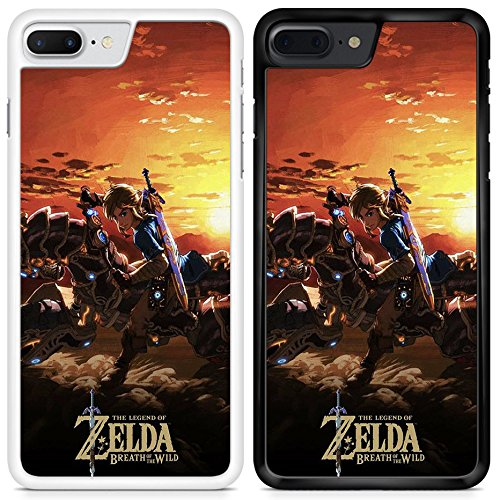 The legend of zelda characters Custom Designed Printed Phone Case For Samsung Galaxy S7 edge tlozc15