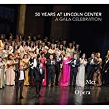 Music : 50 Years At Lincoln Center – A Gala Celebration (3 CD)