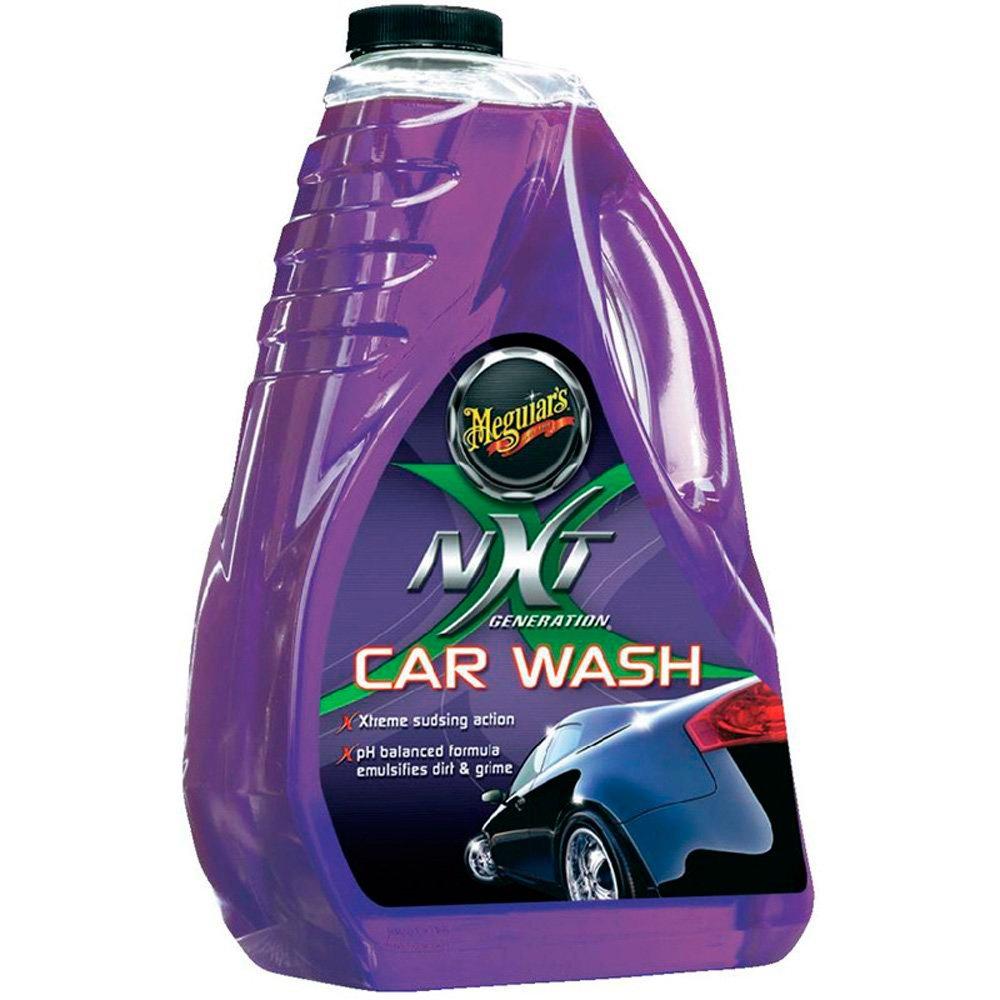Meguiars NXT Car Wash - Jabón para lavado de coches (1892 ml) Meguiar's ME G12664