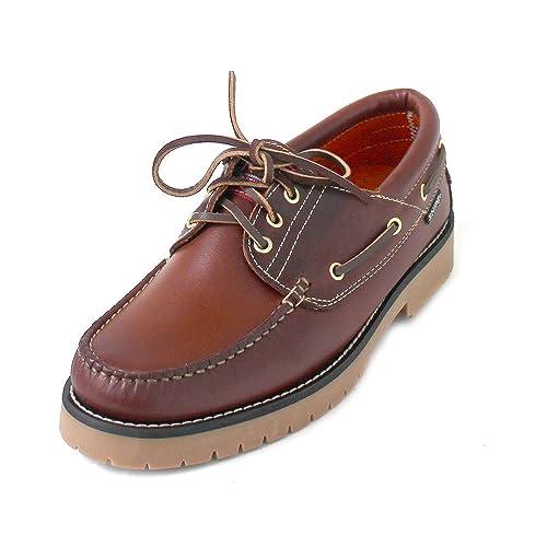 Eu De Piel Con Color Cordones 47 Talla Marrón Snipe Zapatos Hombre qxtFnv 0387812d419