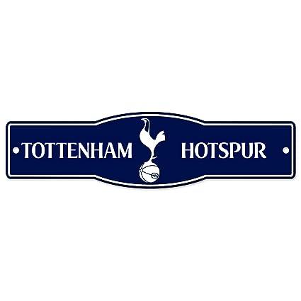 "ae855aef7 Wincraft Tottenham Hotspur F.C. 4"" x 17"" Street Sign - Premier  League"