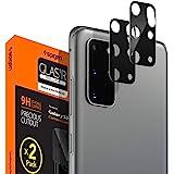 Spigen Camera lens Screen Protector [Glas.tR Optik] Tempered Glass Designed for Galaxy S20 Plus / S20 Plus 5G - 2 Pack