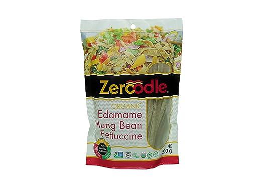 Zeroodle - Pufs orgánicos sin gluten, 6 unidades: Amazon.com ...