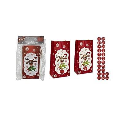 Advent Calendar Didi with 24 bags