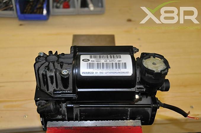 Mercedes Clase E W211 Suspensión de Aire Wabco Compresor De Anillo De Pistón (reparación Fix x8r45: Amazon.es: Coche y moto
