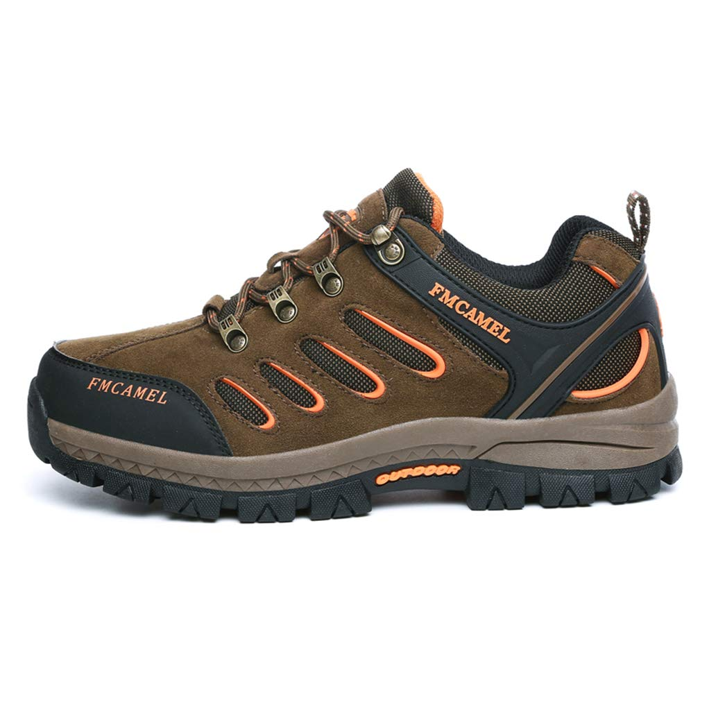 Giles Jones Mens Hiking Shoes Wading Anti-Skid Breathable Walking Mountain Trekking Shoes