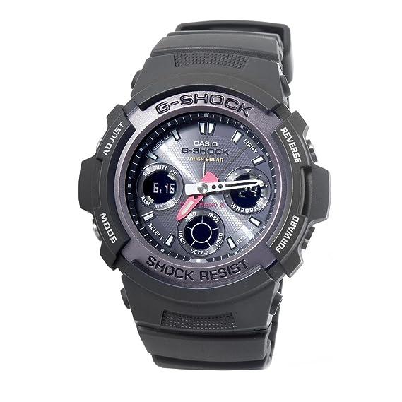 Casio AWG101-1A - Reloj