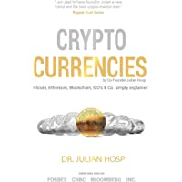 Cryptocurrencies simply explained - by Co-Founder Dr. Julian Hosp: Bitcoin, Ethereum, Blockchain, ICOs, Decentralization…
