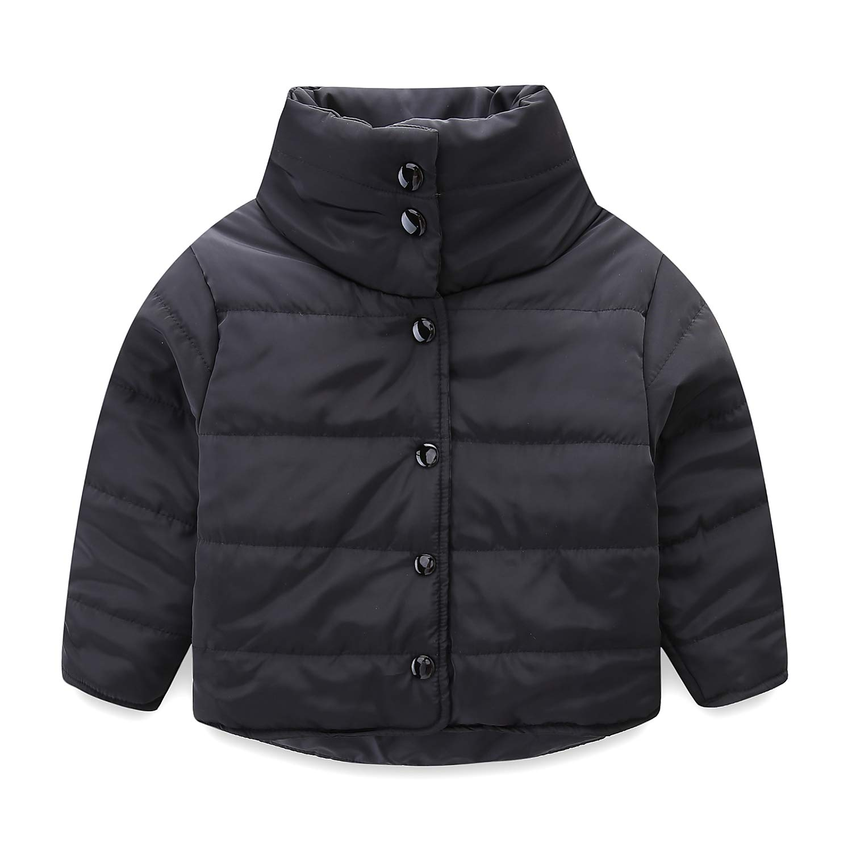 Mud Kingdom Little Boys Jackets Winter Coat Quilted Lightweight