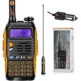 Walkie-Talkie GT-3TP Mark III 8W 2M/70cm, UHF/VHF Dualband PMR, de Baofeng