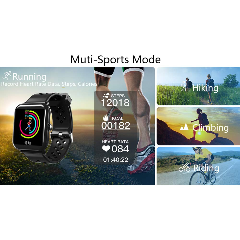Amazon.com: IPARTS EXPERT Fitness Tracker Smart Watch Reloj ...