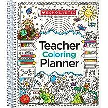 Teaching Coloring Planner