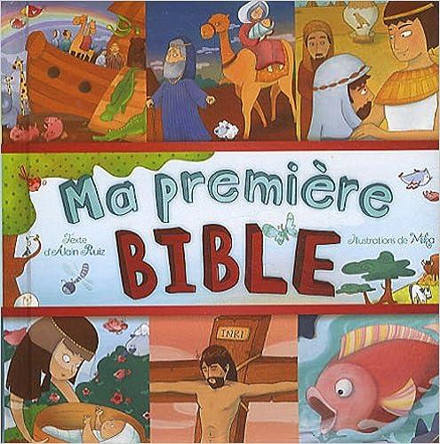 Lire en ligne Ma première Bible pdf
