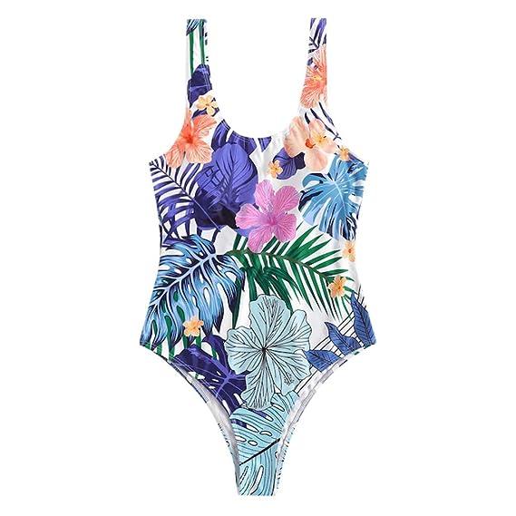 d91358189582 Nuevo Bikinis Mujer Espalda Abierta Ropa de Baño Tirantes Finos ...