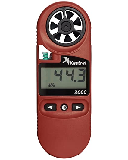 Kestrel 3000 Pocket Wind Meter