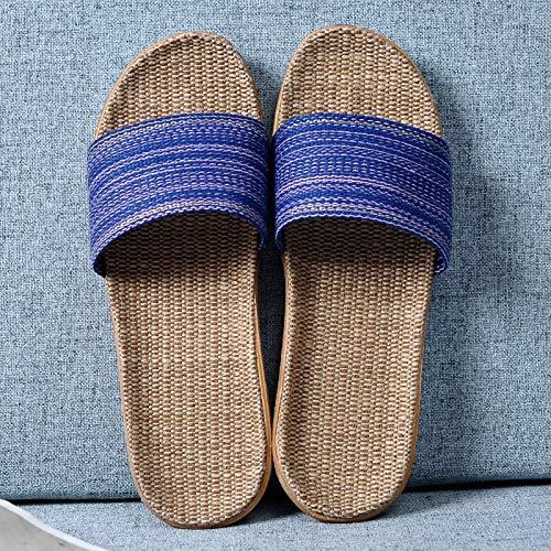 Legno Pantofole violet Amanti Grande violet Pantofole Di Piano Le Pavimento Lino qFPxtYanS