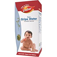 Dabur Gripe Water for Colic Pains in Infants - 125ml