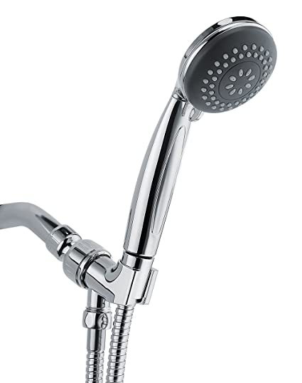 Shower Equipment Intelligent Handheld High Pressure Shower Head High Flow Overhead Powerful Shower Head For Spa Shower Bath