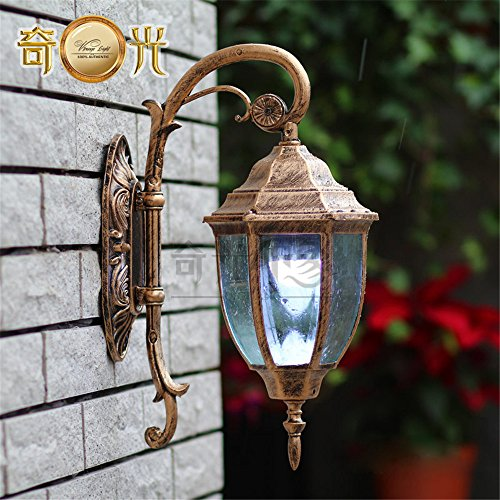 Upscale Outdoor Light Fixtures - 6