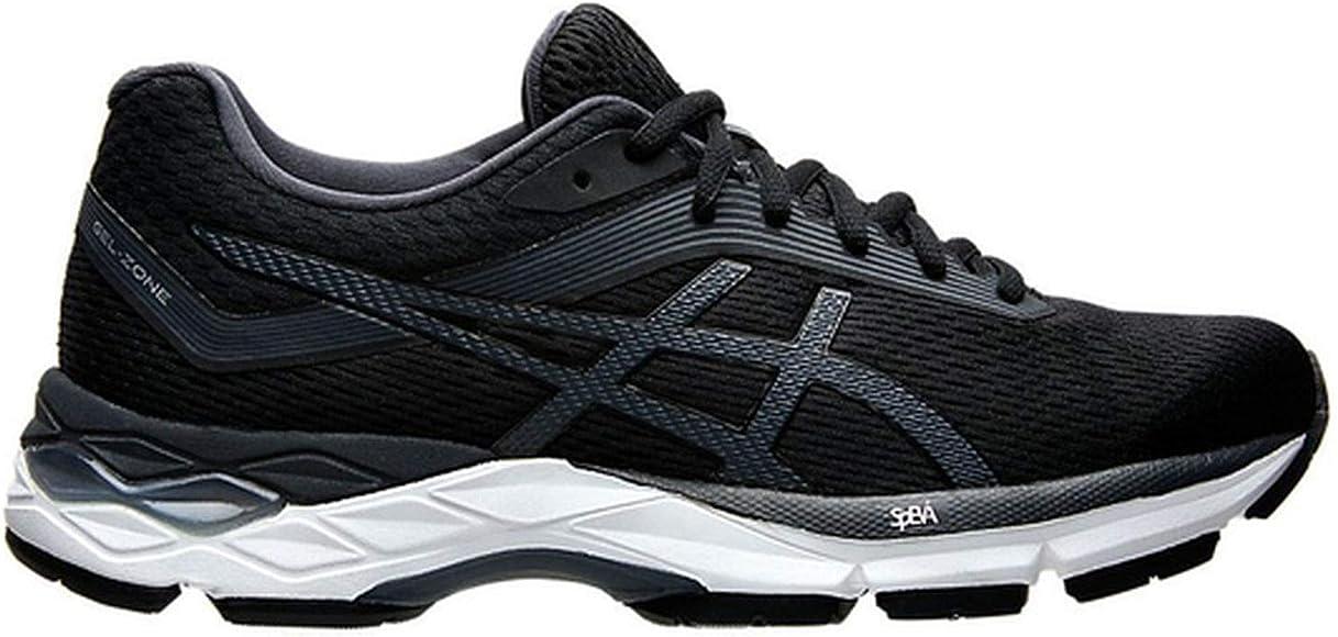 ASICS Gel-Zone 7, Zapatillas de Running para Mujer, Negro Black Carrier Grey 001, 38 EU: Amazon.es: Zapatos y complementos