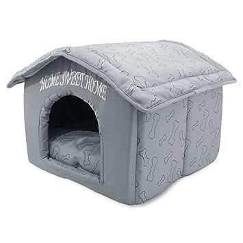 Amazon.com: Cama / Casa de mascotas para interior ...