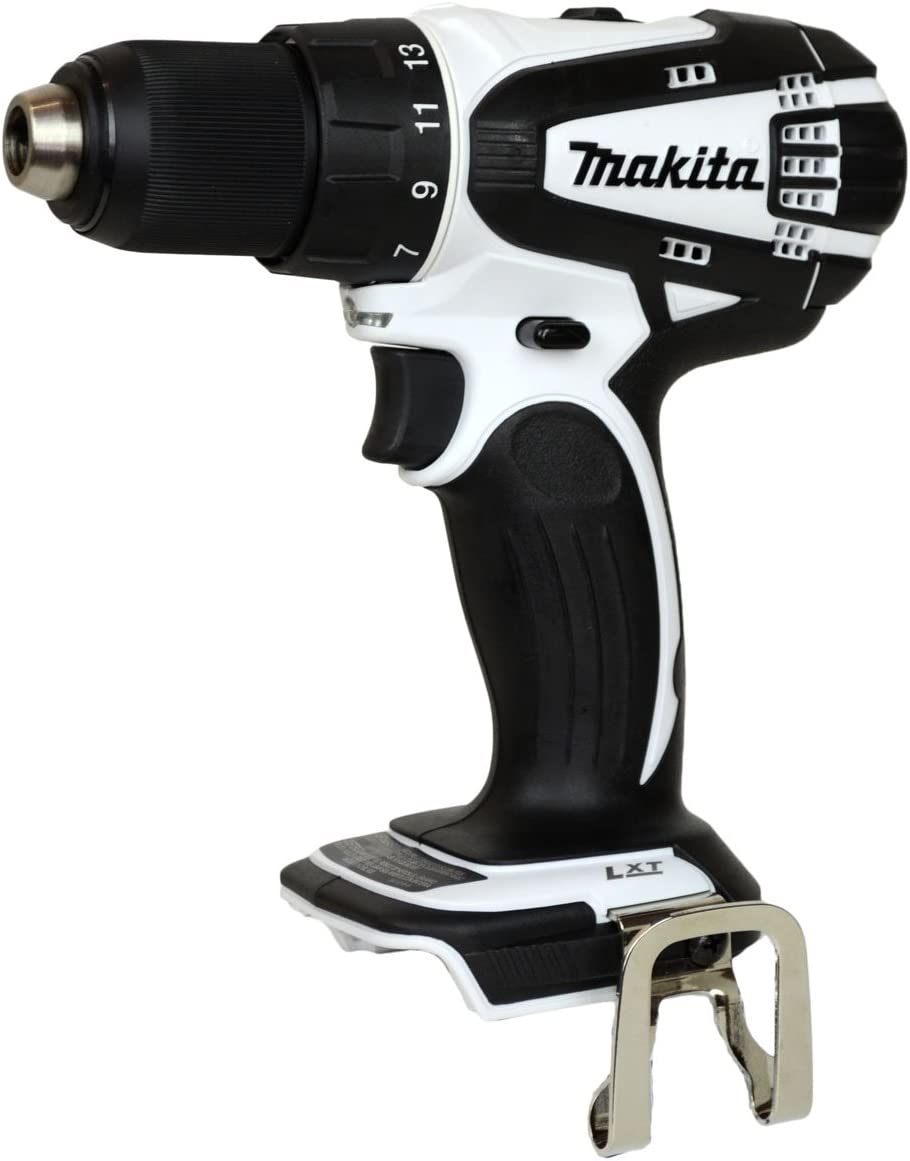 Makita XFD01 18V Lithium-Ion Compact Drill Driver Bare Tool, No Battery or Charger