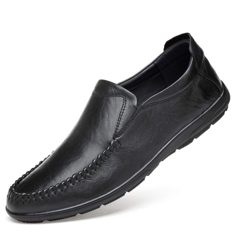 Los Zapatos De Los Hombres Calzados Informales Coreanos De De De Los Zapatos De Los Hombres De Negocios Brit aacute;nicos Perezosos 5c4e42