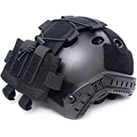 WTZWY Tactical Helmet Pouch MK2 Battery Box Contrapeso