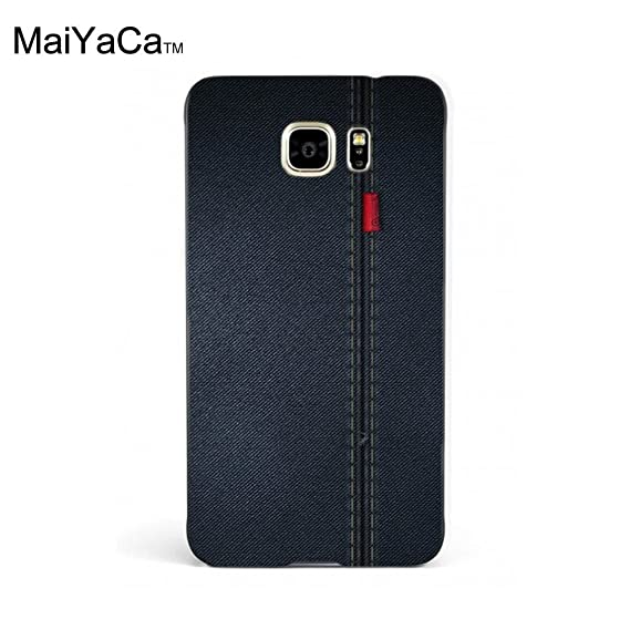 MaiYaCa TM M84421 Blue Jeans Levis Wallpaper Phone Case For Samsung Galaxy Note5
