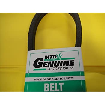 Genuine MTD Lawn Mower Belt 954/754- 04062 The product is a genuine MTD belt not a cheap aftermarket belt.
