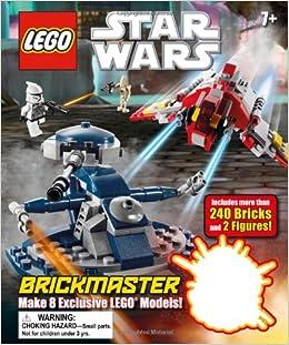 LEGO Star Wars and Clone Wars Instruction Manuals You Choose NO BRICKS