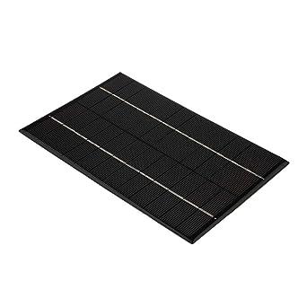 4.2W 12V de silicio policristalino panel solar Las células ...