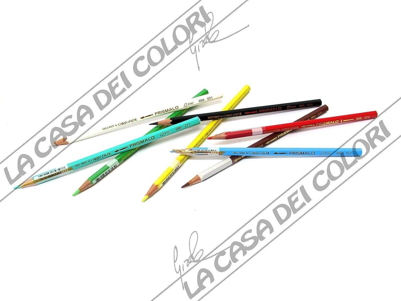 CARAN DACHE 999.141 Matite colorate Prismalo azzurro tramarino