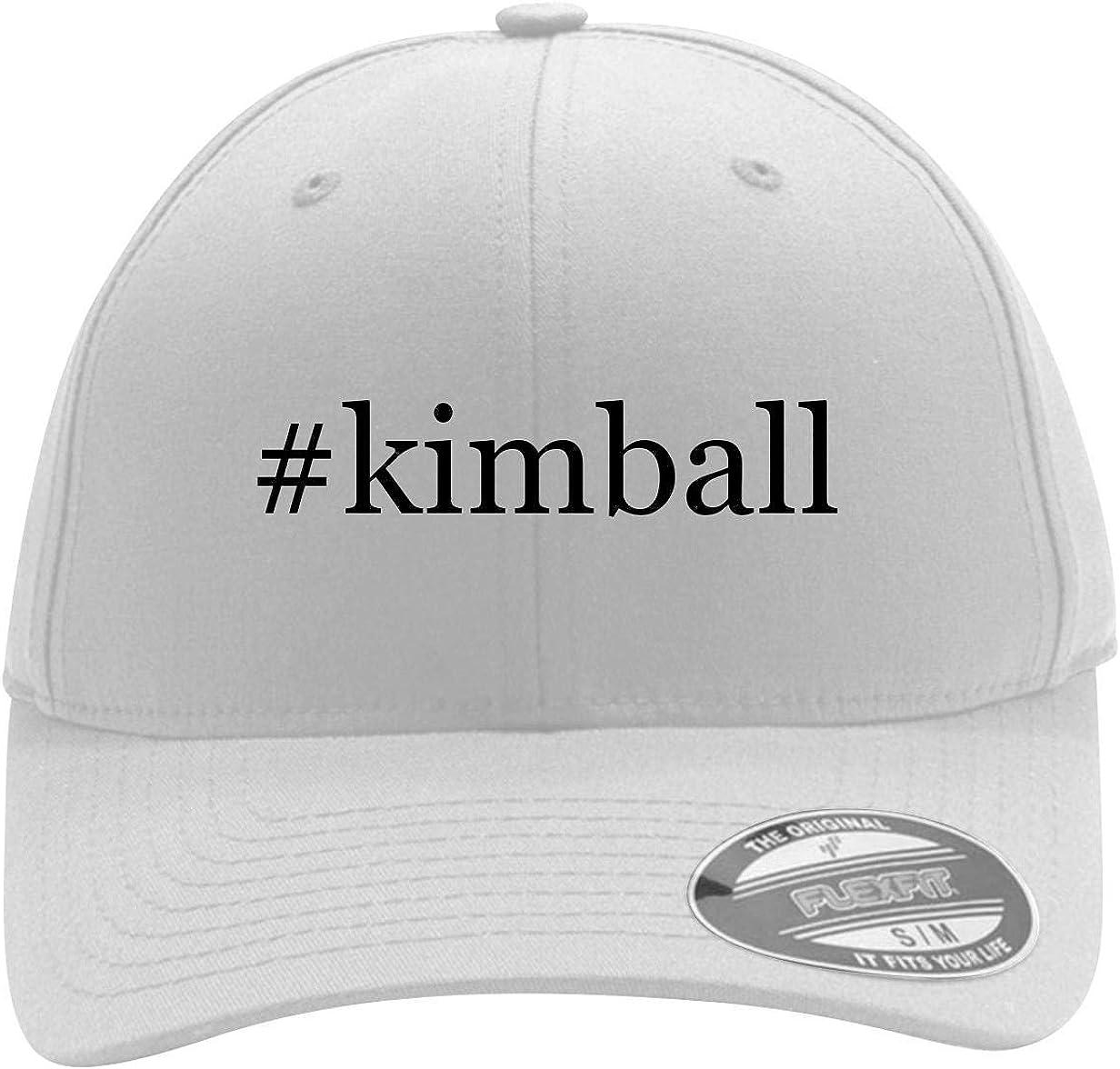 #Kimball - Men's Hashtag Flexfit Baseball Cap Hat
