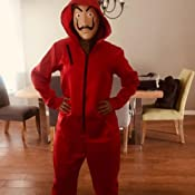 Amazon.com: Angelaicos - Disfraz unisex de máscara Dalí para ...