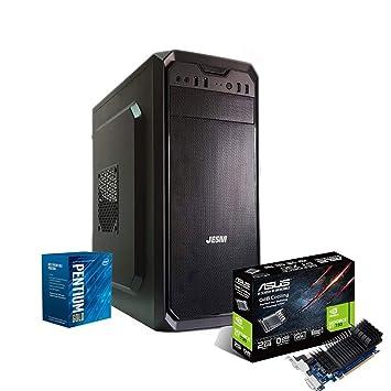 PC Desktop Intel 3,3 GHz Turbo · gráfica GT730, 2 GB, DDR5