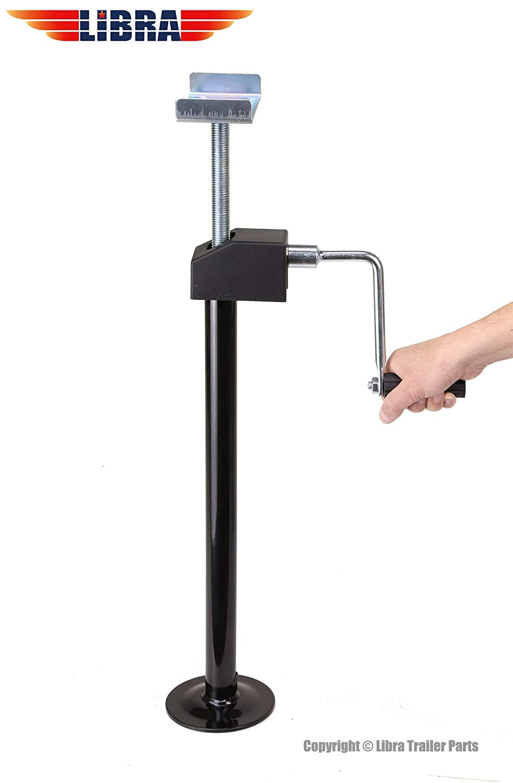 LIBRA Set of 2 Heavy Duty Quick-Lift RV Slide Out Stabilizer Jacks 5000lbs Adjust 16