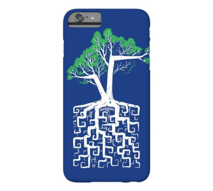 Amazon Square Root Iphone 6 Plus Catalina Blue Barely There