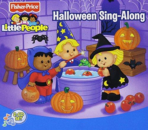 Fisher Price Halloween Sing Along Cd (Fisher-Price: Halloween)